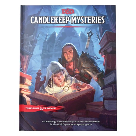 Candlekeep Mysteries - To udgaver!