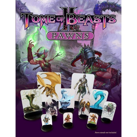 Tome of Beasts 2 5e Pawns