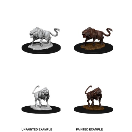 D&D Nolzur´s Miniatures Leucrotta
