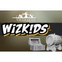 WizKids Deep Cuts Unpainted Miniatures
